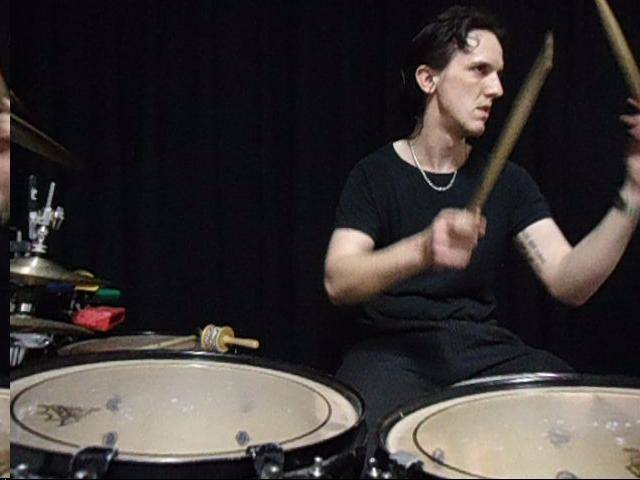 Craig Rabnott – Drums & Percussion